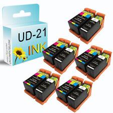 10 Ink Cartridges For Dell V313 V313W V515W P513W P713W V715W Printer 21 series