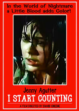 I START COUNTING (1970) Jenny Agutter Thriller/ Coming of Age Film DVD NTSC NEW