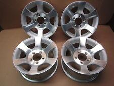 """4 Aluminum Trailer Wheels 14""""x 6  Rim 5 Lug Bolt RV Utility Cargo Toy Hauler Car"""