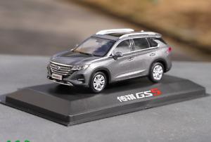 1/43 Dealer version alloy car model GAC Trumpchi GS5 2020 models