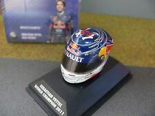 1/8 Minichamps Arai Helmet Helm Sebastian Vettel World Champion 2011 Suzuka