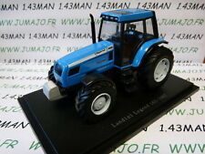 Tracteur 1/43 universal Hobbies n° 147 : LANDINI LEGEND 165 1997