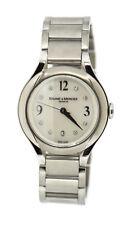Baume & Mercier Linea Diamond Stainless Steel Watch