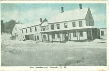 Temple NH The Birchwood 1921
