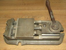 New ListingOld Brown & Sharpe Camlock Type Lathe Milling Clamp Vise Tool