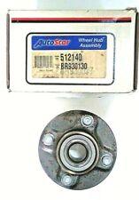 Wheel Bearing and Hub Assembly Rear AUTO STAR 512140