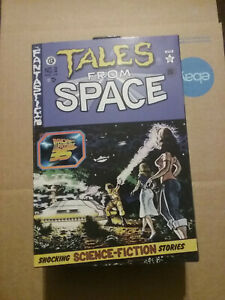 NECA BTTF Tales From Space Marty McFly Figure NEW