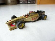 New listing Jordan Peugeot 196 Martin Brundle #12 1996 MINICHAMPS 1/43 F1 Formula 1