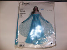 CHARADES ICE QUEEN WOMEN HALLOWEEN COSTUME SMALL