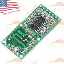 Microwave Doppler Radar Motion Detector Sensor Rcwl-0516 Module Board
