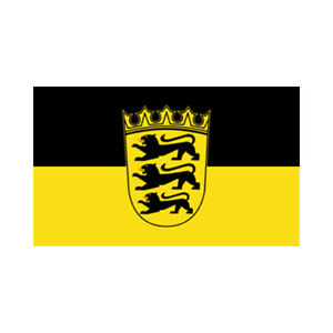 Baden-Württemberg Fahne (BL1)
