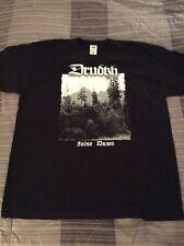 DRUDKH False Dawn Shirt XL,Falkenbach, Moonsorrow, Ensiferum, The Chasm, Ulver