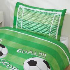 fútbol GOL Conjunto De Funda Nórdica Individual Puntuación INTENSO RED Infantil