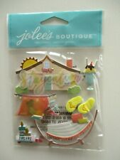 JOLEE'S BOUTIQUE STICKERS - Staycation - holiday