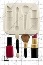 Moule Silicone Maquillage Nourriture Usage Fpc Décoration en Pâte à Sucre