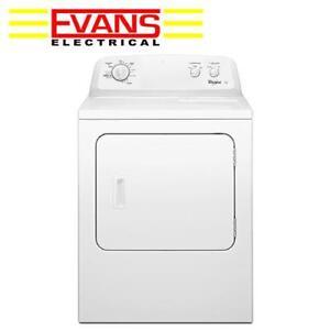 Whirlpool 3LWED4705FW Atlantis 15kg Classic American Style Tumble Dryer