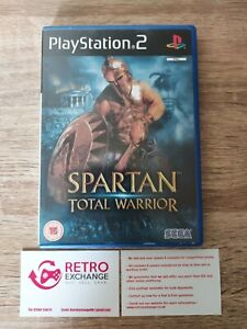 Spartan: Total Warrior (PS2) Complete - Fast Despatch