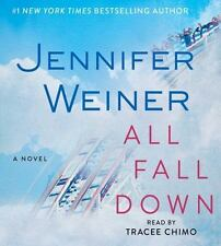 ALL FALL DOWN unabridged audio book on CD by JENNIFER WEINER