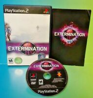 Extermination  - Playstation 2 PS2 Rare Game Tested Working Complete