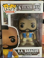 Funko Pop! Television The A-Team B.A. Baracus #372 Mr T Mister T Nbc
