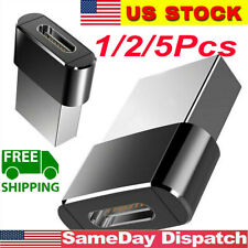 Lot USB 3.0 (Type-A) Male to USB3.1 (Type-C)Female Converter Adapter Connector @