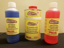 TANKCURE KIT - TANK CURE SEALER 600g / RUST REMOVER / CLEANER Fuel Petrol Repair