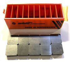 Carboloy Cemented Carbide Inserts SNG 434A Grade 210 USA Made 10 Pack