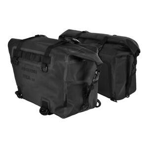 Oxford OL755 Aqua P32 Waterproof Motorcycle Motorbike Saddlebags Pannier Bags  