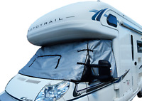 Maypole MP6607 External Thermal Sun UV & Ice Motorhome Windscreen Blind Cover