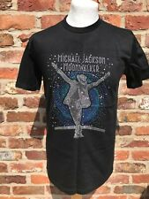 Diamante Moonwalker Michael Jackson Music Amplified Style Screen T-shirt M 40in