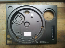 Technics 1210 Top Plate  - Chassis - Plinth