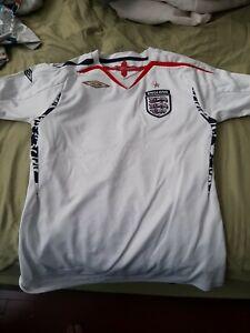 england soccer ( football shirt) jersey by Umbro