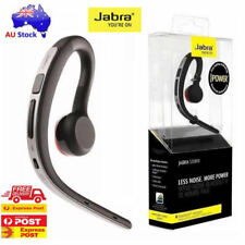 New Jabra STORM Noise Bluetooth Mic HD Voice NFC 10 Hours talk Voice Control AU