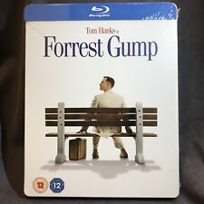 FORREST GUMP Blu-ray PLAY EXCLUSIVE STEELBOOK | PARAMOUNT CENTENARY EDITION UK