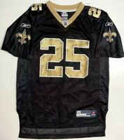 New Orleans Saints Reggie Bush NFL Reebok Football Jersey Youth Large 14-16