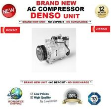 DENSO ac-kompressor Audi A4 8EC B7 3.0 11/2004-06 / 2008