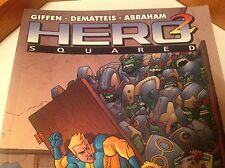Hero Squared Trade Paperback TPB Volume 1 2007 Second Printing Boom! Studios