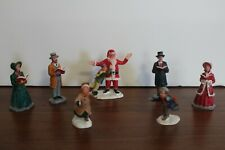 Lemax Lot of 7 Christmas Village Figurines Mixed lot