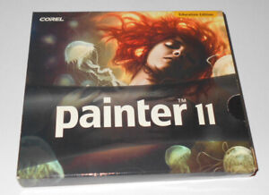 Corel Painter 11 for PC and Mac