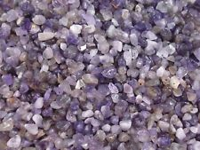 Gemstone Chips Loose Amethyst 50g Pack Beads Jewellery Necklace FREE POSTAGE