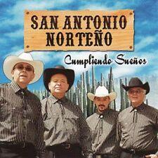 SAN ANTONIO NORTEÑO - CUMPLIENDO SUEÑOS [CD]