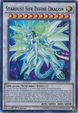 Stardust Sifr Divine Dragon - MP17-EN054 ULTRA  Yugioh Mint 1st 2017 MEGA PACK
