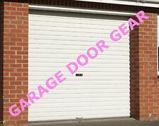 GLIDEROL Mini Roller Garage Door 7ft Wide  LOW HEADROOM