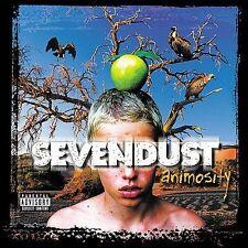 Animosity by Sevendust (CD, Nov-2001, TVT) Nu Metal