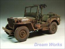 Award Winner Built 1/35 Jeep Willys MB +Detail