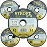 Stroft GTM 100m Monofilament Mono Tippet & Leader Material Fishing Line