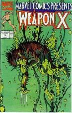 Marvel Comics Presents # 73 (Weapon X by Barry Windsor-Smith) (Estados Unidos, 1991)