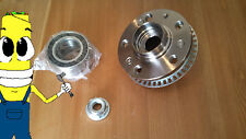 VW Jetta Front Wheel Hub And Bearing Kit Assembly 2000-2001