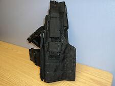 Specter Gear APEX Series Tactical Thigh Holster Glock 17 22 31   #193 LH-BLK
