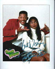 FRESH PRINCE OF BEL-AIR Ashley Banks TATYANA ALI funny signed photo!